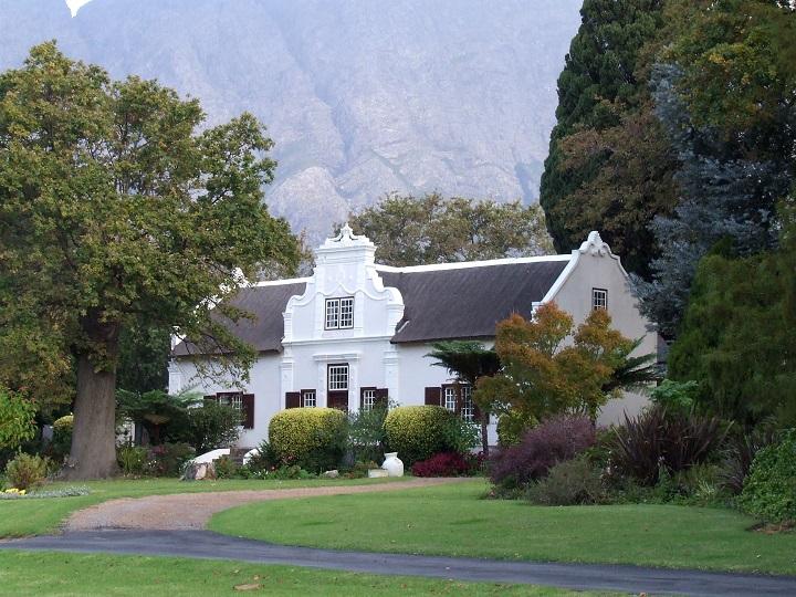 Top Cape Dutch Architecture In Cape Town Capetownsplendour